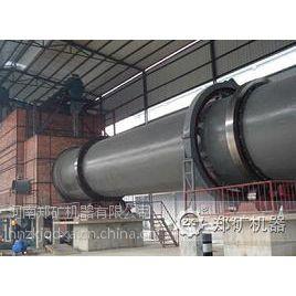 郑矿机器供应单筒回转式烘干机 优质回转式干燥机厂家