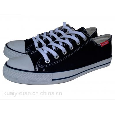 厂家定做各种帆布鞋 硫化鞋 解放鞋
