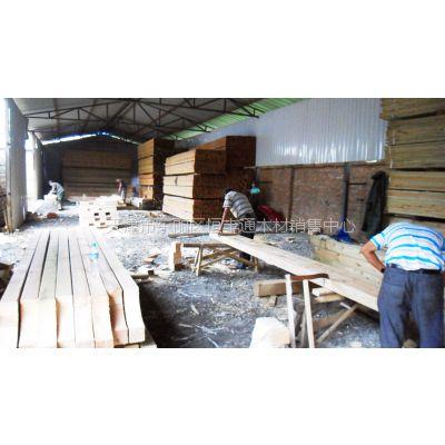 恒丰通木材加工厂供应 筑佳防腐木口料承接防腐木廊架安装