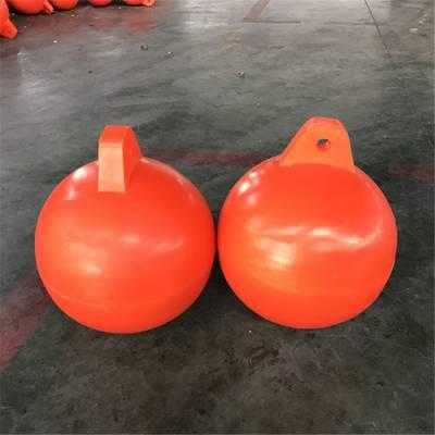 福建海上养殖PE浮球 大型海上塑料浮体 塑料管道浮筒