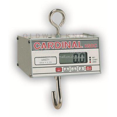 代理原装进口美国DETECTO厨房秤HSDC-40 挂墙电子称 数字吊秤(40磅)