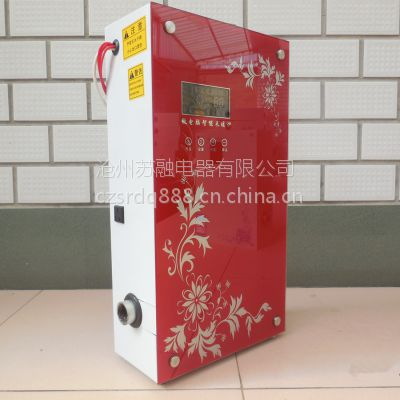 壁挂式采暖电锅炉 家用环保电锅炉 节能电热锅炉专业生产厂家