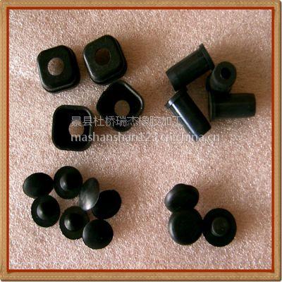 橡胶塞生产批发 堵孔塞 防撞胶塞 橡胶堵 各种异形防护硅胶