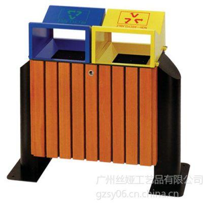 供应垃圾果皮箱街道垃圾桶公园环保果皮箱