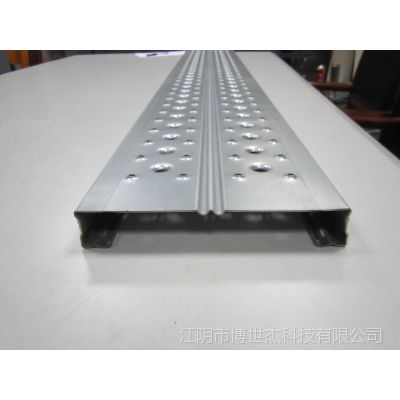 供应靖江钢制踏板成型机  上海脚手架型材