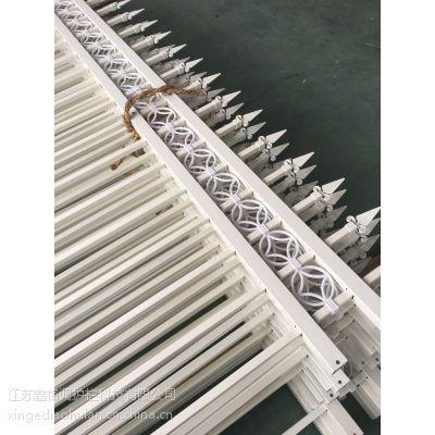 厂家直供锌钢围墙栅栏