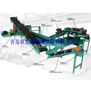 供应二手胶粉生产线 挤出机精炼机青岛华庚