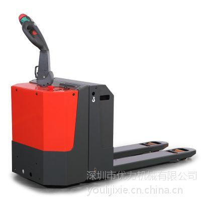 供应深圳电动托盘搬运车、电瓶搬运堆高车、中力EPT电力叉车、深圳叉车维修