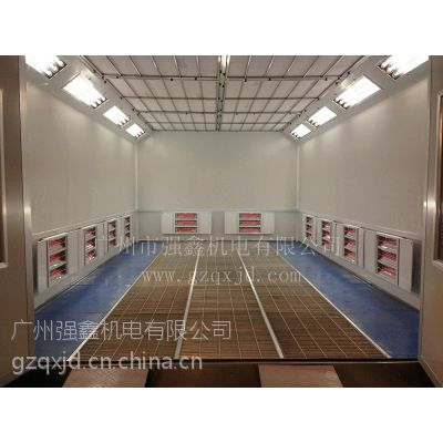 广东深圳标准环保豪华汽车高烤漆房,完美品质,低成本,高效率 50-75度