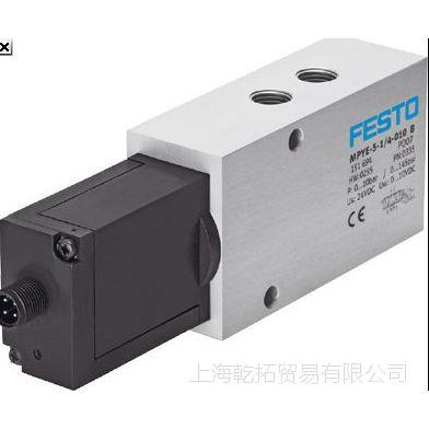 MPYE-5-1/4-010-B,原装费斯托比例方向控制阀