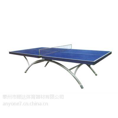 江西南昌室内折叠式乒乓球台厂家精选好材质虏获更多客