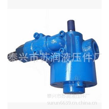 苏润直销原装进口台湾 TK-150-10 摆线齿轮泵 进出油口3/4