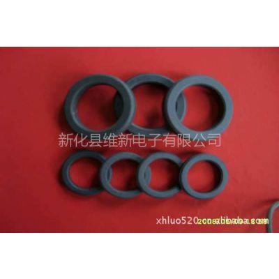 供应干压生产机械密封件用金属陶瓷动环静环(黑色)