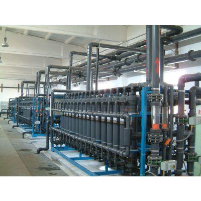 供应成套水处理设备超滤反膜渗透膜设备