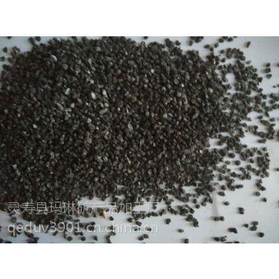 供应电气石滤料 电气石颗粒 电气石陶瓷球