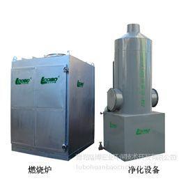 供应垃圾回收站焚烧炉 废气净化装置 青岛路博厂家直销