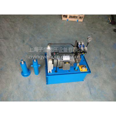 供应油研磨机液压站上海液压设备公司