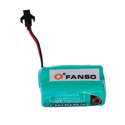 供应[孚安特]CR17450E FANSO功率型一次锂电池 3.0V智能水表电池