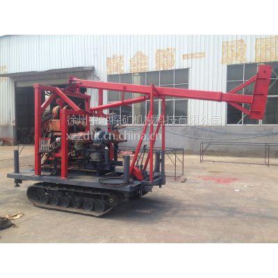 徐州中地钻探机定制 液压钻机履带式改装 岩心钻机