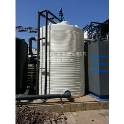 供应广西大型水箱30吨冷却水塔 30立方食品级水箱