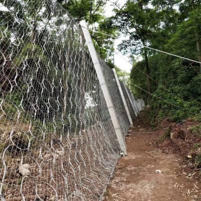 公主岭SNS柔性被动边坡防护网供应商