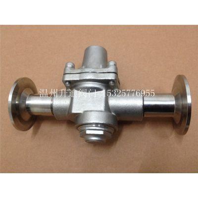 供应Y110X不锈钢高效支管减压阀稳压阀减压阀