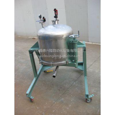 无锡德兴隆 压滤机 加压过滤 固液分离 高压过滤