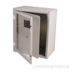 供应600*500*300PVC防水箱 仪表安装箱 监控防水箱 屏蔽防水箱