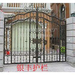 供应铁艺大门|铁艺护栏门|铁艺栏杆门|铁艺栅栏门|欧式庭院门金属制品|