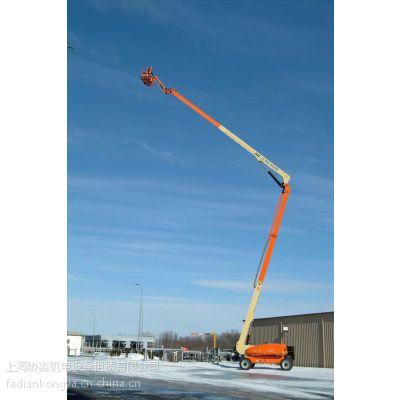 供应如东38米高空作业车出租,直臂曲臂登高车租赁,电动升降平台出租