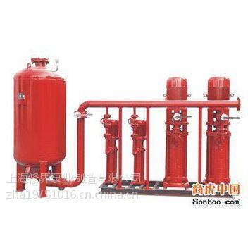 供应上海线切恒压消防泵XBD10-40-HY