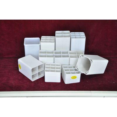 供应PVC格栅管,优质格栅管,四孔格栅。六孔格栅,九孔格栅