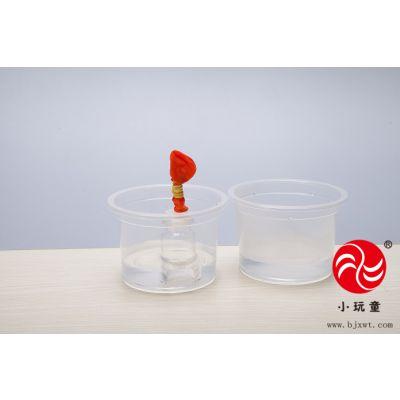DIY创意实验-科学气体热涨冷缩