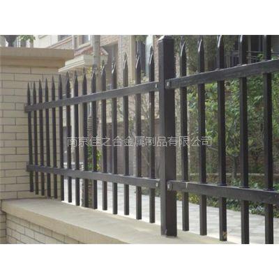 佳之合(图) 组装式锌钢围栏工程 徐州睢宁锌钢围栏