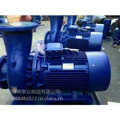消火栓泵XBD17/30 Q=30L/S H=170M XBD-HY恒压消防泵 喷淋泵报价