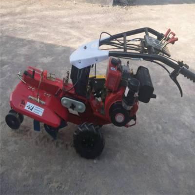 旱田旋耕管理机价格 RF-TY-177型旱田旋耕管理机图片