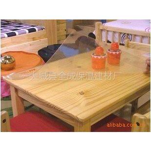 厂家供应透明软门帘 PVC软板软玻璃台面 桌面