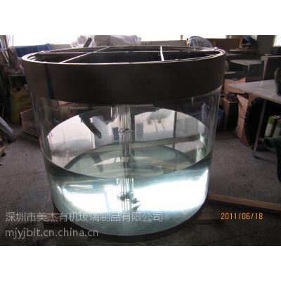 亚克力鱼缸,水族世界专用鱼缸,找深圳美杰厂家定做