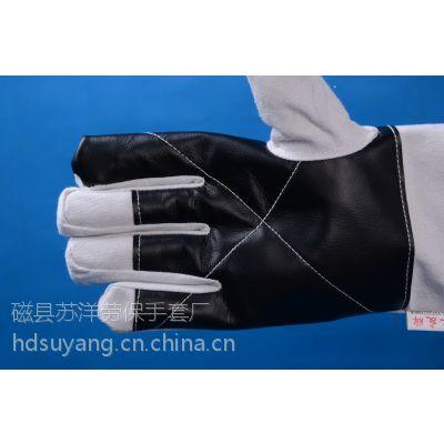 厂家供应A2型劳保手套 耐油耐磨加厚型 专业劳保用品手套厂家