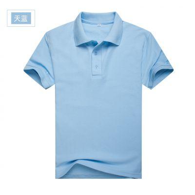 青岛工作服定做|城阳T恤衫订制|广告polo衫定制工作服纯棉t恤