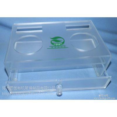 郑州亚克力板定做 有机玻璃板材切割 定做盒子 定做防尘罩 展示盒