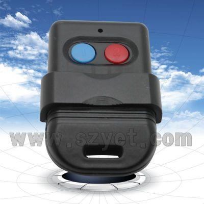 供应二键猫眼式对拷车库门伸缩门车载按摩椅无线遥控器