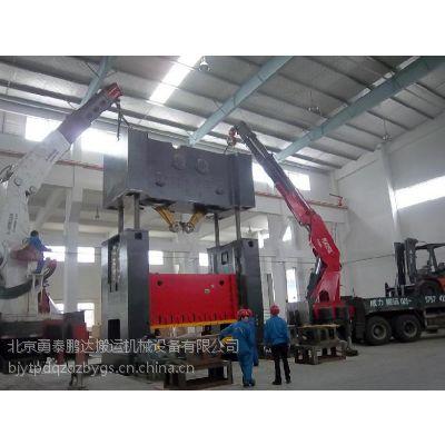 顺义区压力机吊装运输,四立柱压力机吊装拆卸搬运