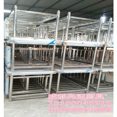 不锈钢组装平板工作台 打荷台 操作台 各种异形定制