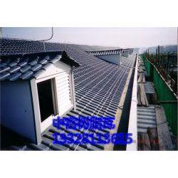 供应台州 温州 舟山合成树脂瓦、防腐瓦厂家直供、批发价格