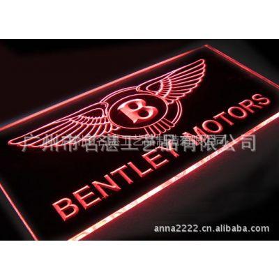 供应广州名湛亚克力雕刻商标牌 标牌制作 外贸版