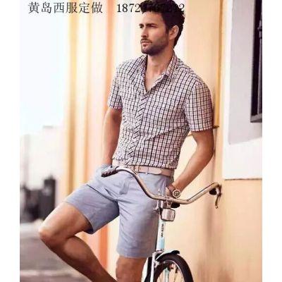 供应2017青岛黄岛优质睿思品牌西服定制 ***新西装面料 欢迎订购西装 西裤