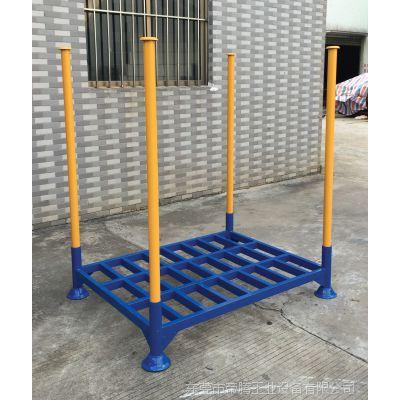 东莞帝腾为您提供抽插式堆垛架/立柱式堆垛架/组合式料架/锥形立柱货架