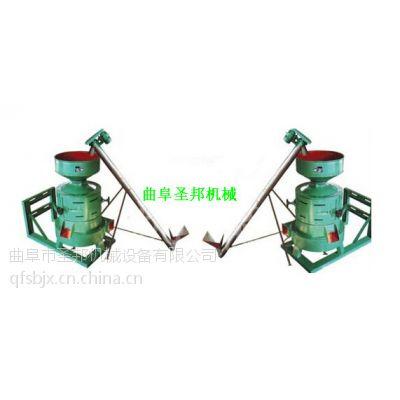 节能耐用高品质碾米机 圣邦食品加工脱壳碾米机