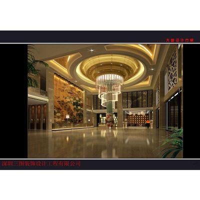 供应深圳酒店装饰设计